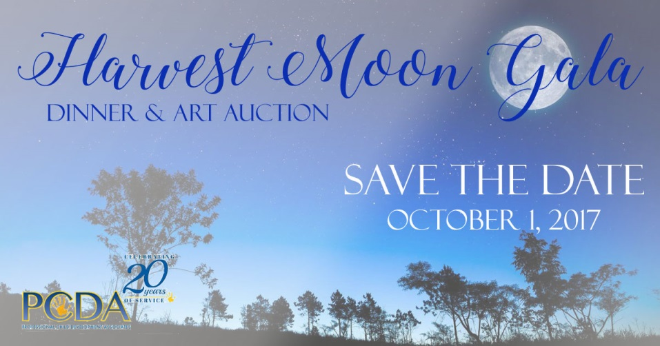 Harvest Moon Save the Date