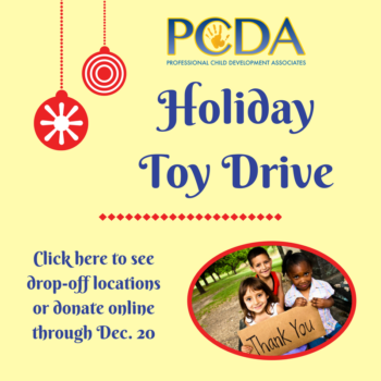 Toy Drive Web Scroll