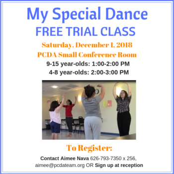 Copy of Dance Class FREE TRIAL webscroll