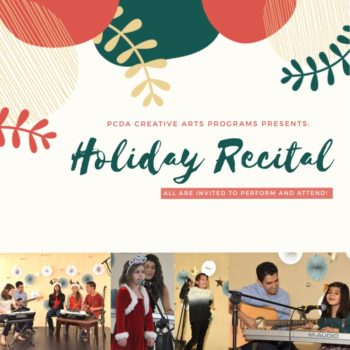 holiday recital flier sq