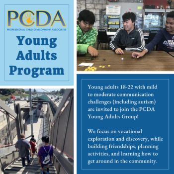 young adults program